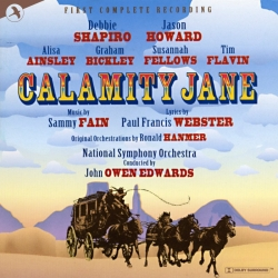 Calamity Jane, First Complete Recording