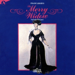 The Merry Widow, Original Cast   -  The New Sadlers Wells Opera