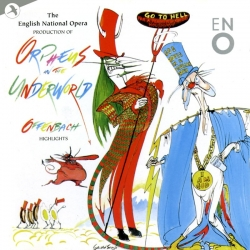 Orpheus In The Underworld, English National Opera / Original Cast Recording