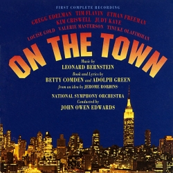 On The Town, First Complete Recording