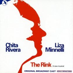The Rink (Broadway Cast), Original Broadway Cast