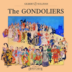 The Gondoliers, The D'Oyly Carte Opera