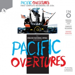 Pacific Overtures (Complete Recording), 25th Anniversary Remixed and Remastered Complete Recording
