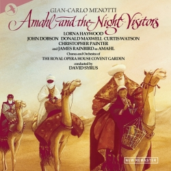 Amahl and The Night Visitors (REMASTERED), The Royal Opera House Covent Garden