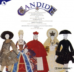 Candide, Original Cast Recording of the Scottish Opera Production
