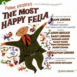 The Most Happy Fella, First Complete Recording - 3 CD set with full libretto
