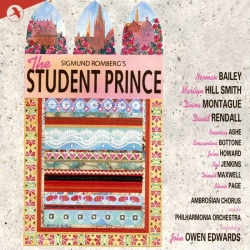The Student Prince, First Complete Recording