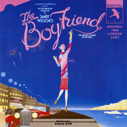 The Boy Friend 1984 Cast Recording